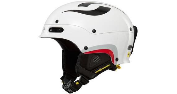Sweet Protection Trooper MIPS Helmet Gloss White
